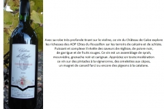 Chateau de Calce CDR Rouge