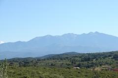 Vue plaine Roussillon